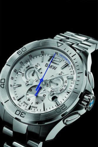 Coming Of Age Three Series Bmw Luxury Watch