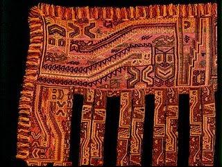 Tejidos cultura paracas