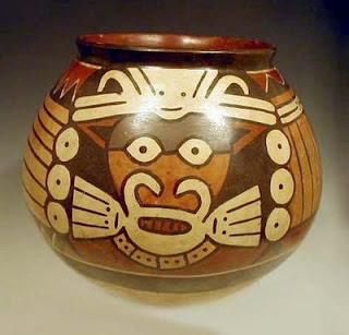 Ceramica nazca historia universal for Origen de la ceramica