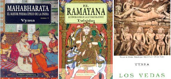 Resultado de imagen de literatura india