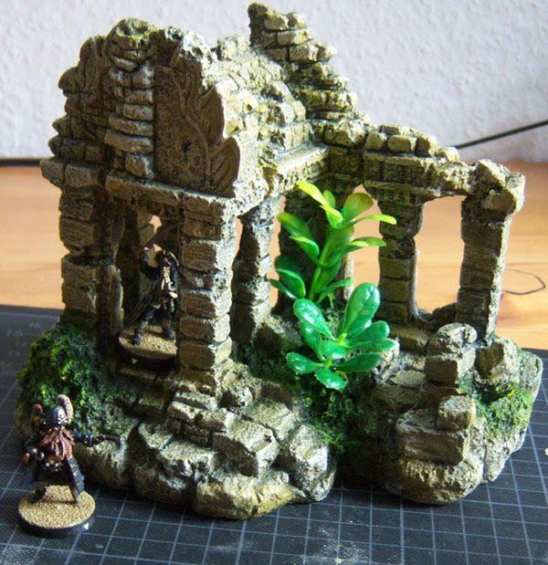 Cianty S Tabletop Wargames Blog Aquarium Terrain