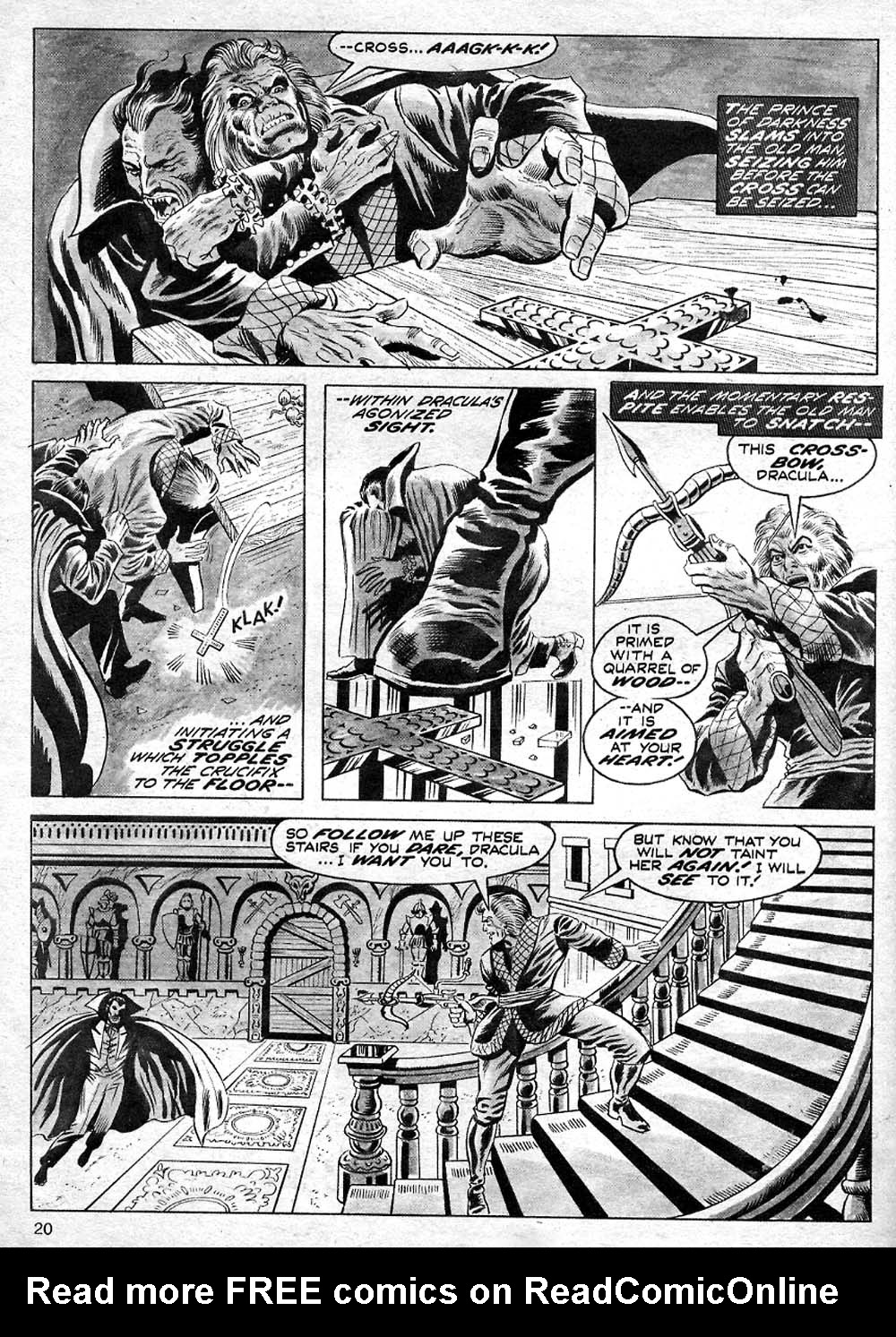 Dracula Lives issue 9 - Page 20