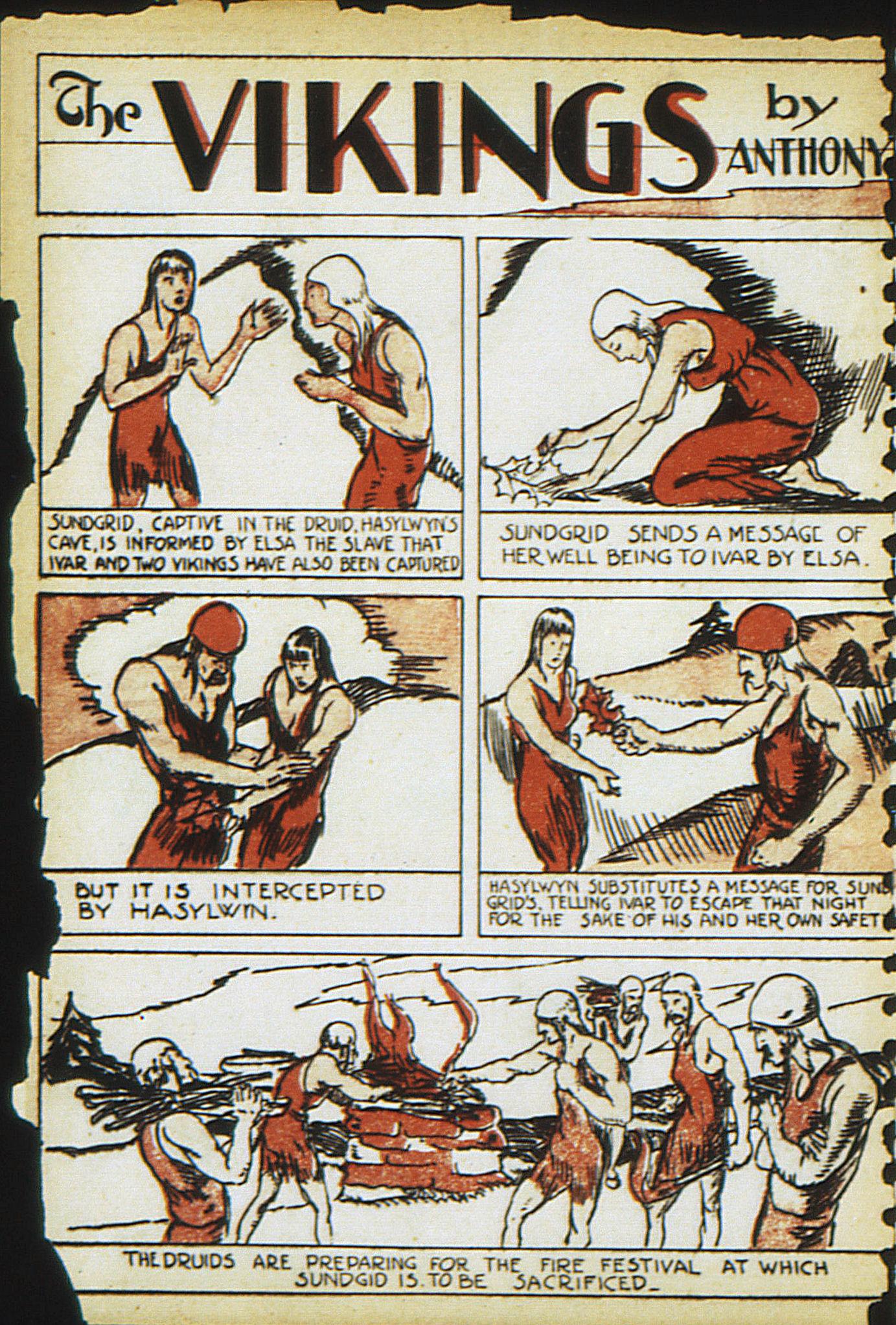 Read online Adventure Comics (1938) comic -  Issue #13 - 30