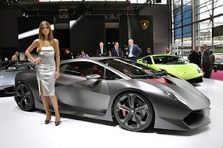 New Autos Tuning 2012 Lamborghini Sesto Elemento At The Paris Motor