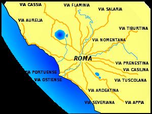 Skrivarbloggen Kim M. Kimselius  Alla vägar bär till Rom... 5021c3e90ad2d