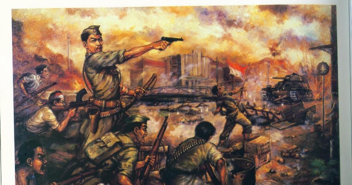 "Mengenang Peristiwa Heroik 10 November 1945 ""Battle of"