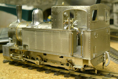 The slippery slope to 7mm scale   Fairlight Works