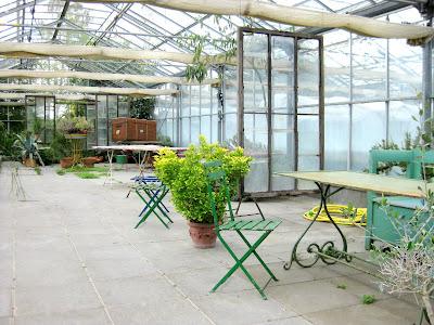 Workshop für Molekular-Küche in einer alten Gärtnerei  | Arthurs Tochter kocht von Astrid Paul. Der Blog für Food, Wine, Travel & Love