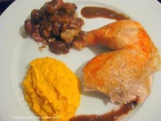 Hahn mit mindestens 60 Knoblauchzehen und verschieden Varianten | Arthurs Tochter kocht von Astrid Paul. Der Blog für Food, Wine, Travel & Love