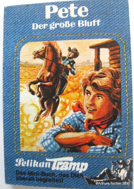 Pelikan-Tramp-Buch | Arthurs Tochter kocht von Astrid Paul. Der Blog für Food, Wine, Travel & Love