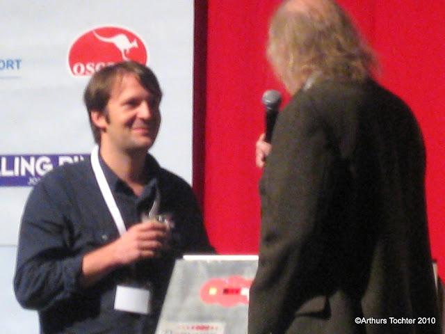 René Redzepi im Interview mit Jürgen Dollase auf der Chefsache 2010 | Arthurs Tochter kocht von Astrid Paul. Der Blog für Food, Wine, Travel & Love