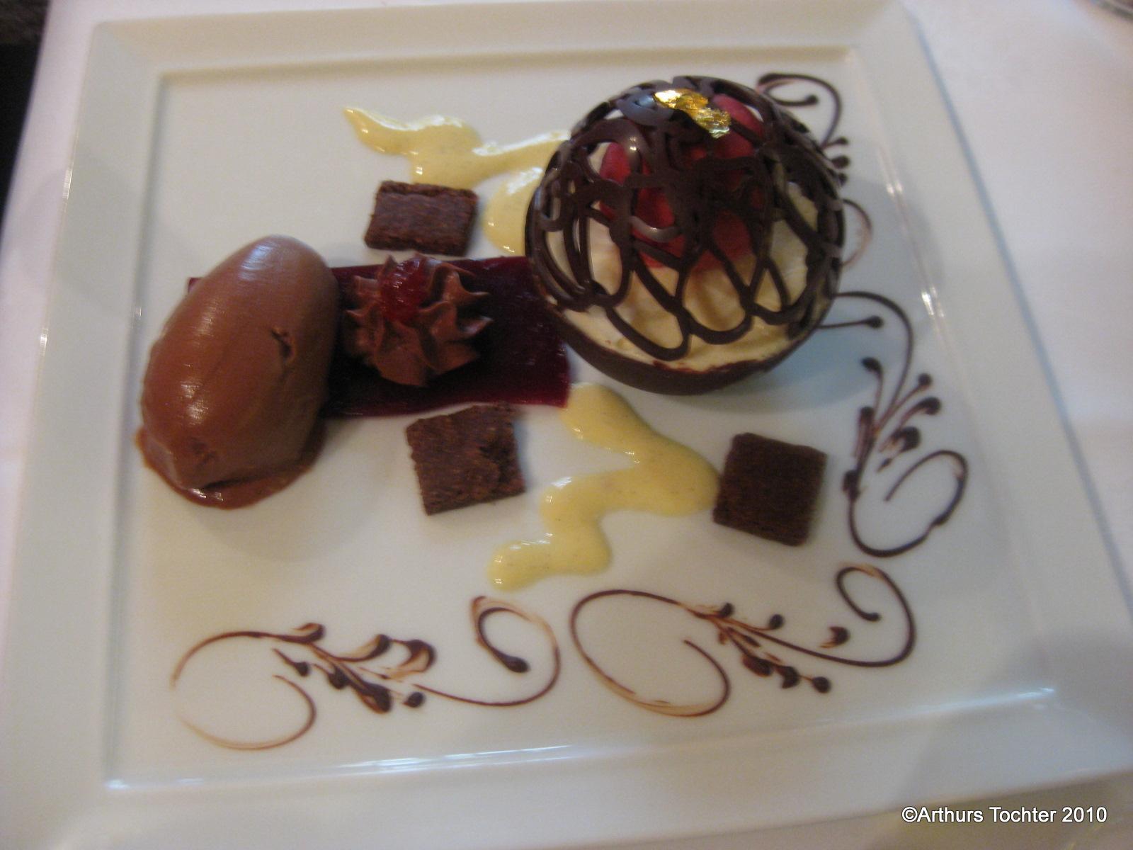 Ein weiteres Dessert im Schwarzen Adler | Arthurs Tochter kocht. von Astrid Paul. Der Blog für food, wine, travel & love