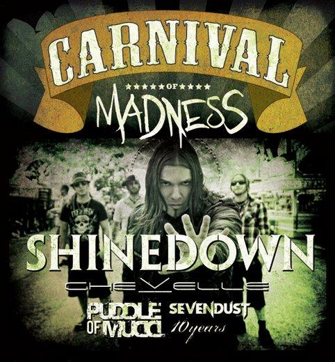 Carnival Madness Presale