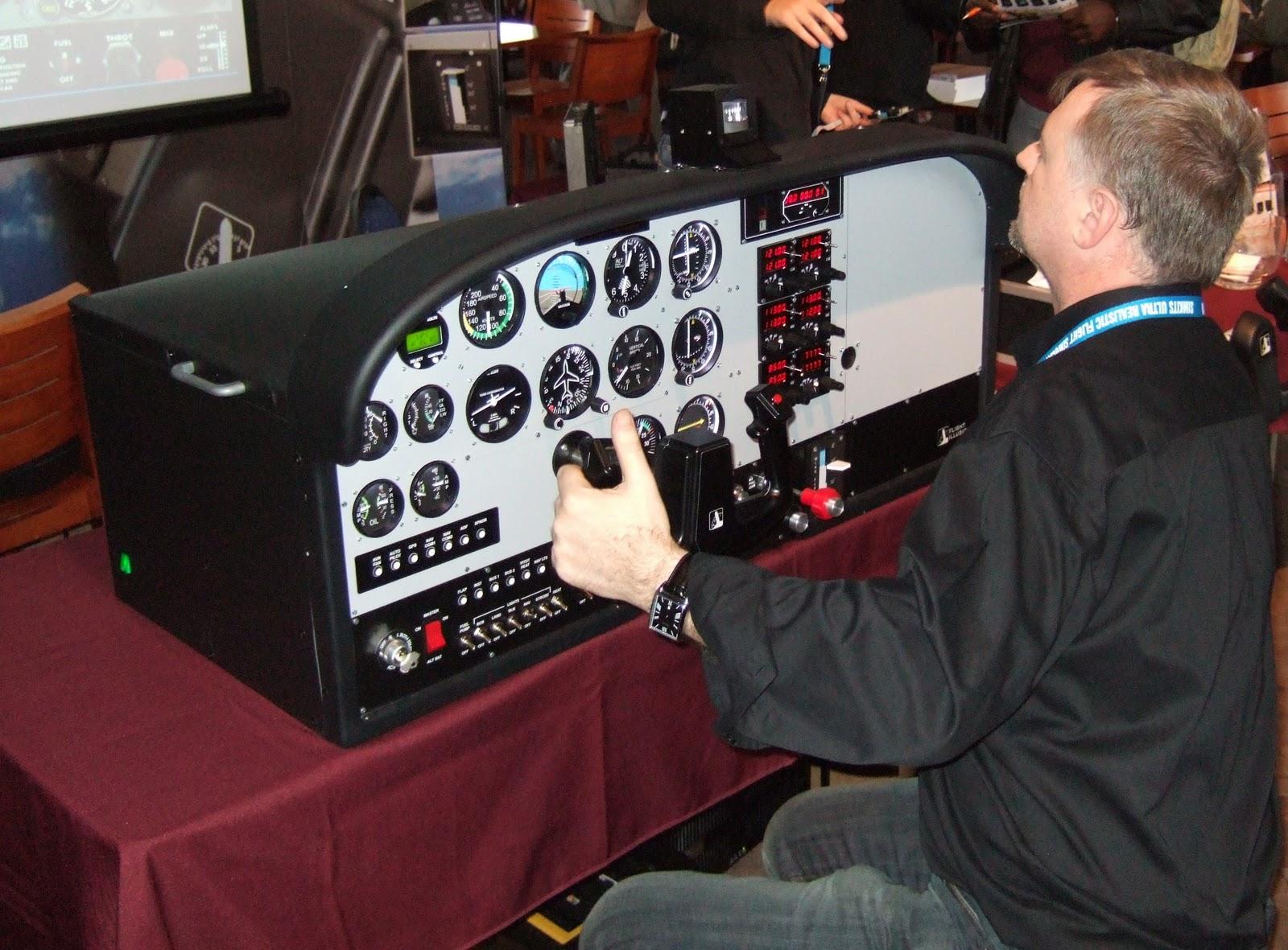 Flight Sim - Hobby or Obsession?: 2010