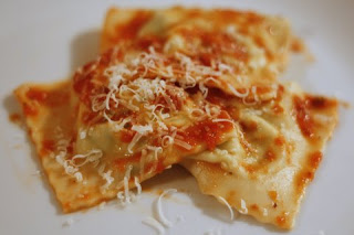 Image result for homemade ravioli