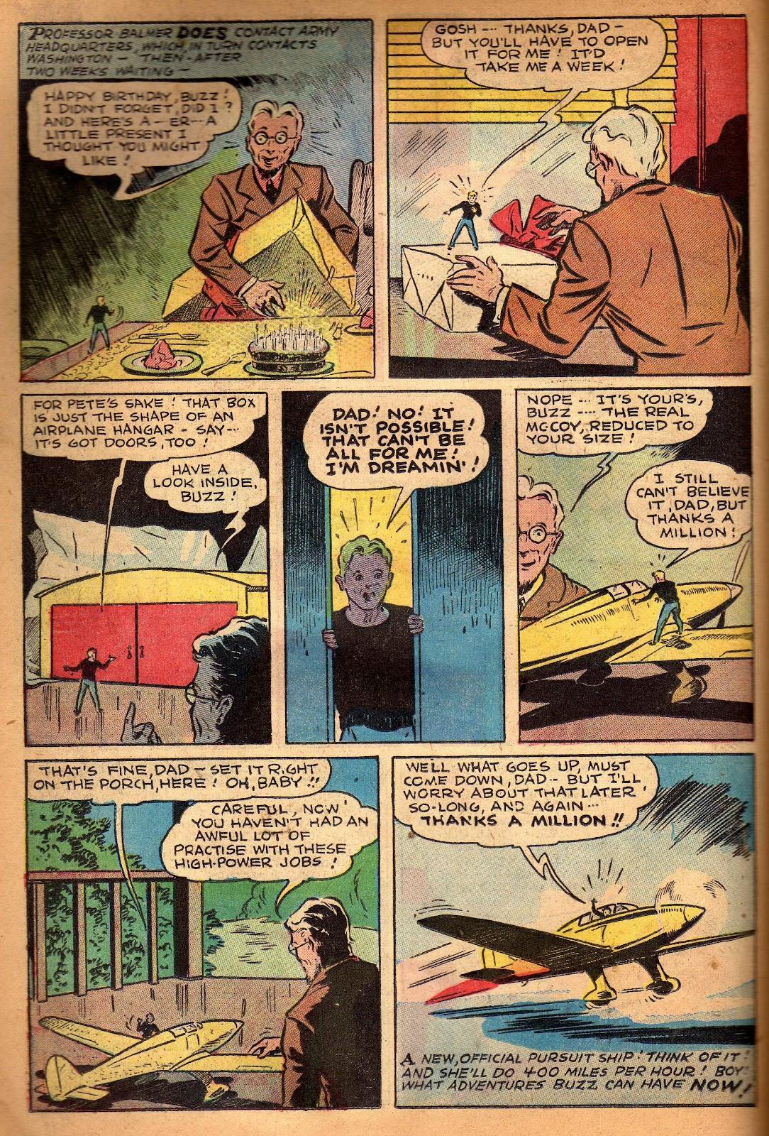 Bang-Up Comics issue 1 - Page 35