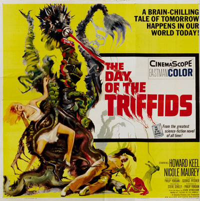 The Day of the Triffids (1962) movie