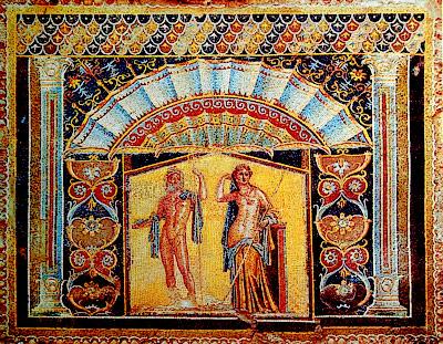 Il mosaico - Giochi di decorazione della casa ...