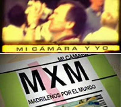 Madrileños por el Mundo se emite en Telemadrid todos los lunes.