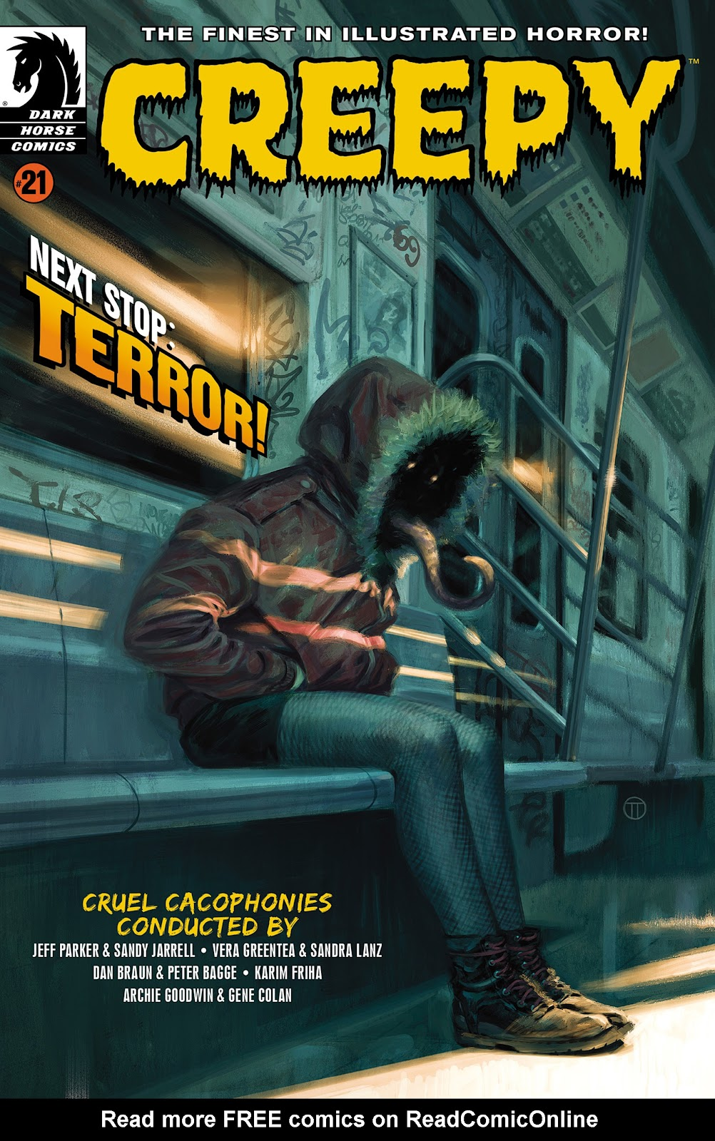 Creepy (2009) issue 21 - Page 1