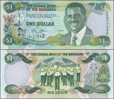 Money And Currency In The Bahamas