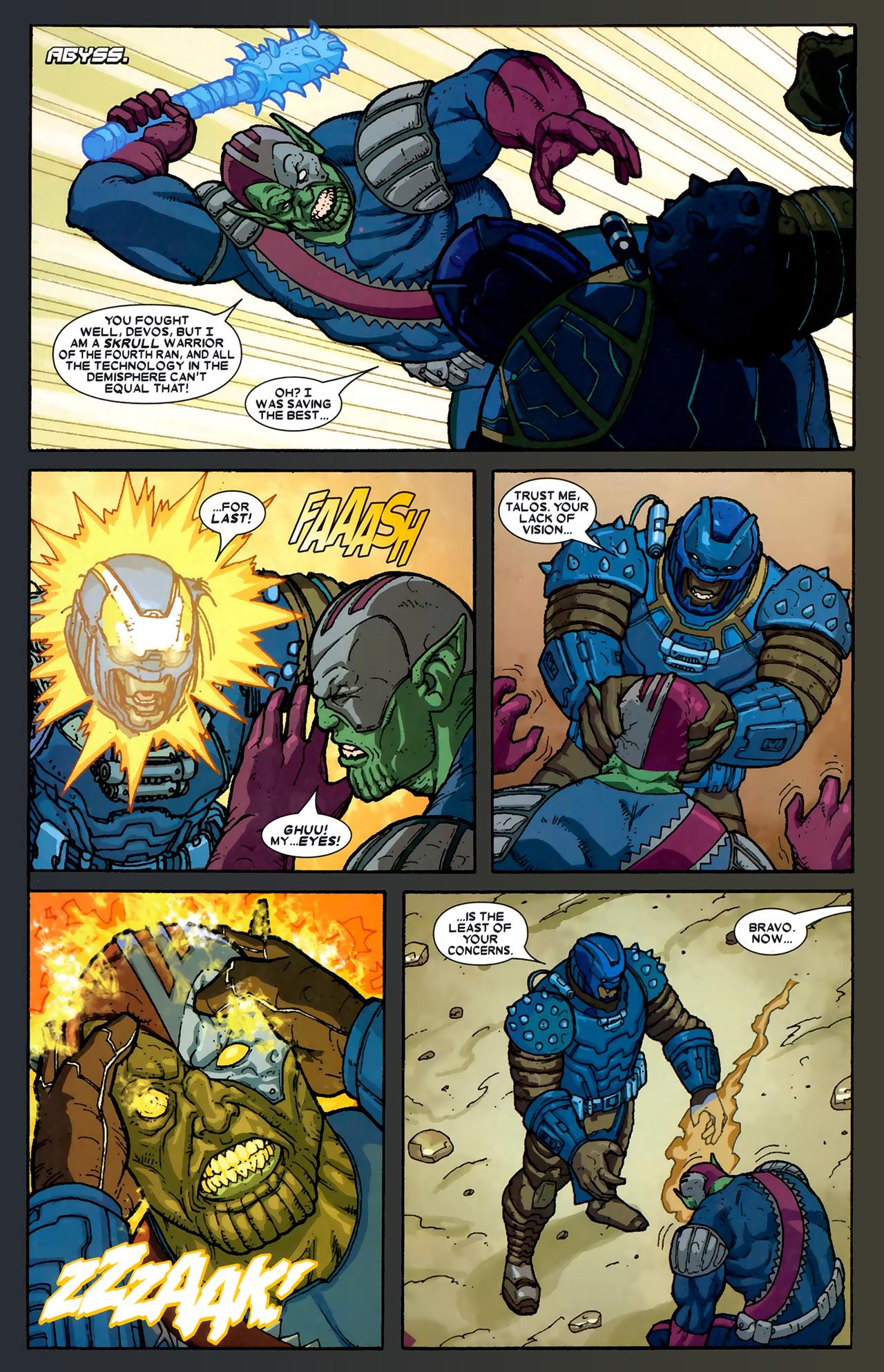 Read online Annihilation: Ronan comic -  Issue #2 - 21