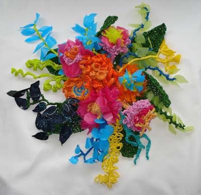 Plastic Crochet