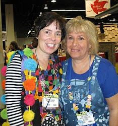 With Lois Wachtel @ NAEYC