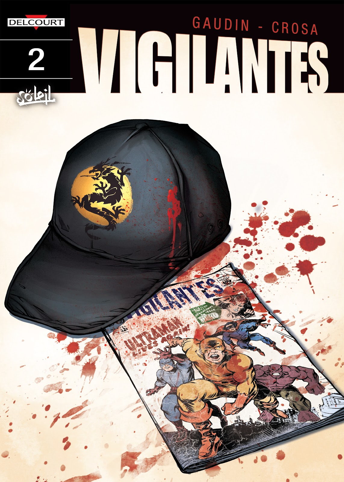 Read online Vigilantes comic -  Issue #2 - 1