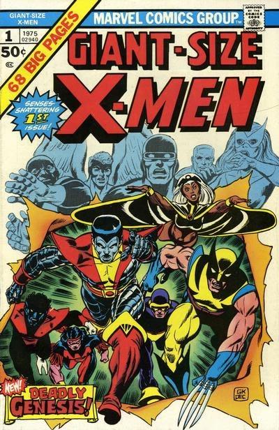 Giant Famous Rider Waite 78 Oversized Cards Tarot Deck: Gentlemen Of Leisure: X-amining Giant-Size X-Men #1