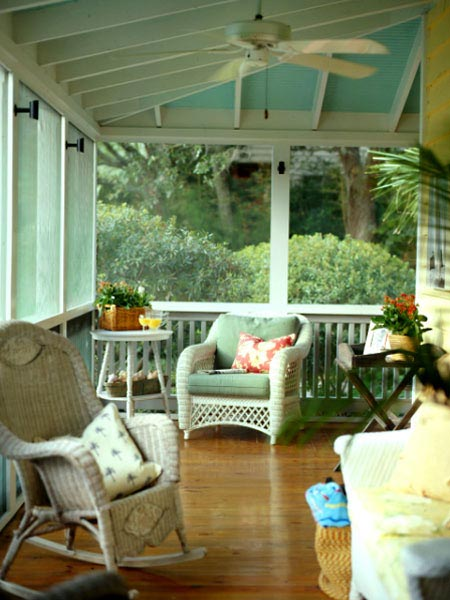 Easy Screened Porch Ideas