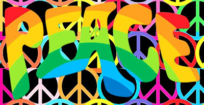 colourfunk peace sign