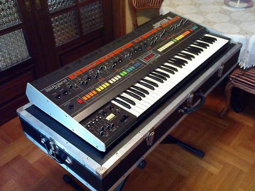 Waveformless: Roland Jupiter 8 on Ebay
