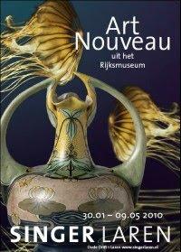 Art Nouveau In Het Rijksmuseum.K Wh Nieuws Nederlandse Art Nouveau