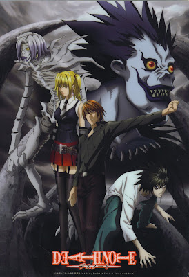 """The Energy Detective >> Death Note ... """"L"""" lives...?"""