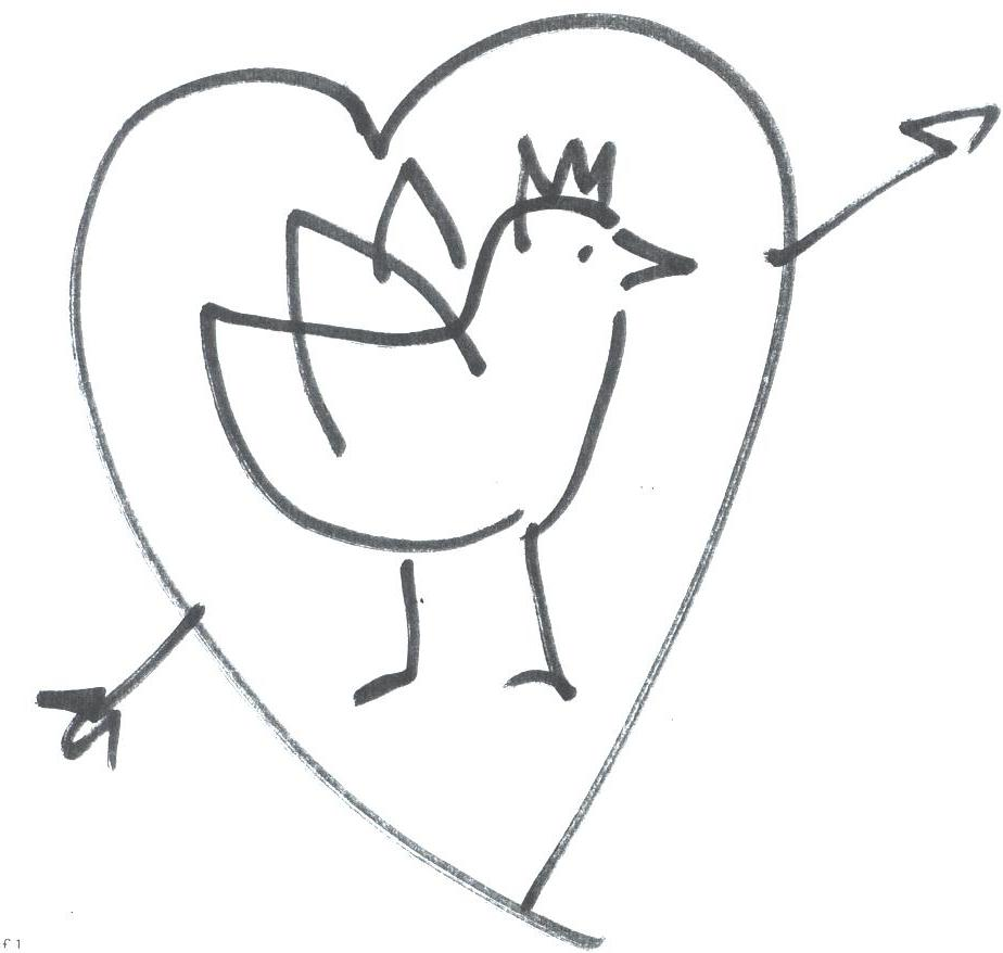 Krystal Mae: Chicken Love
