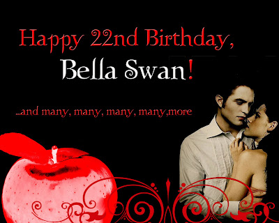 Welcome to Girl Land: Happy Birthday, Bella Swan