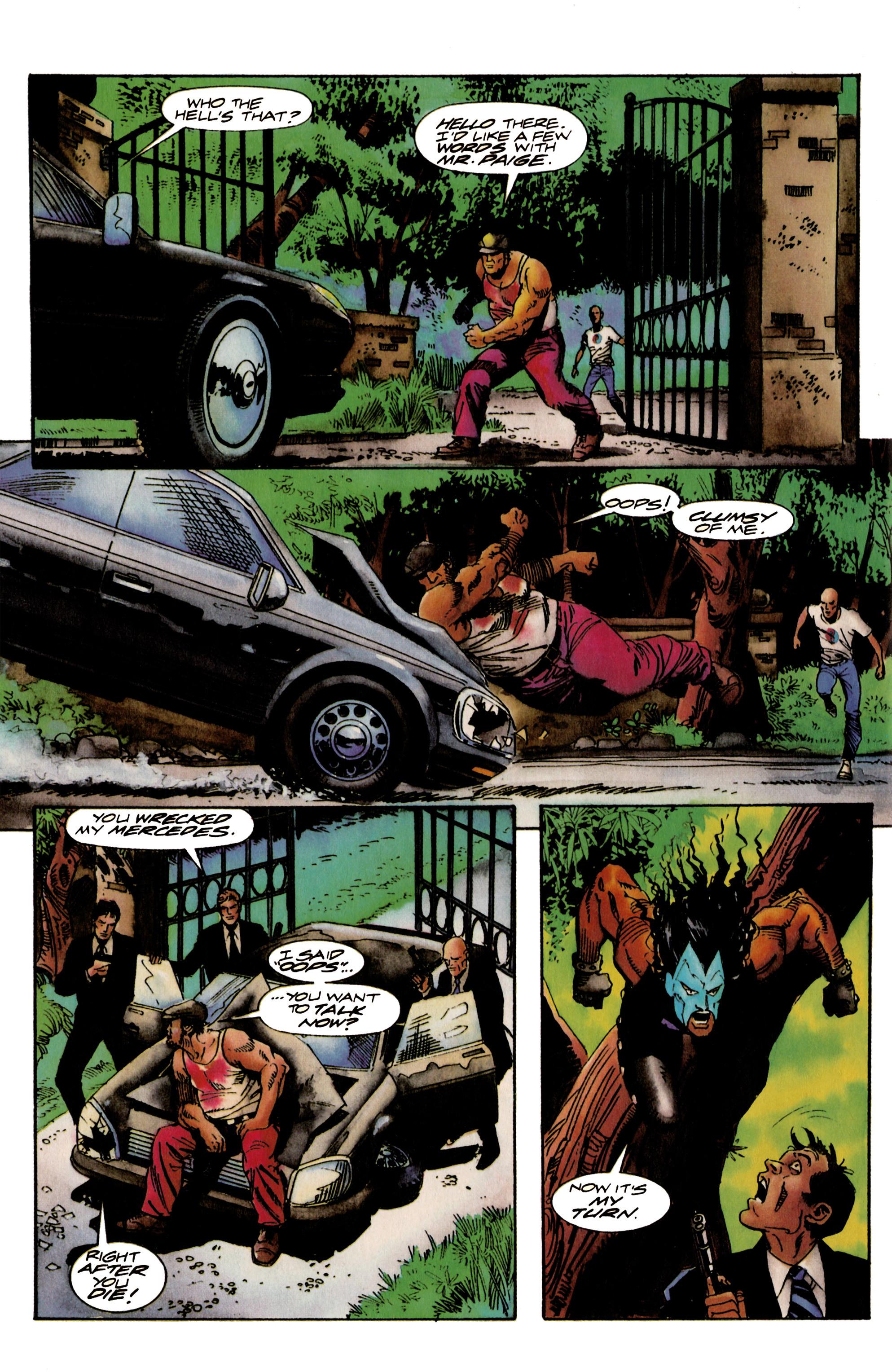 Read online Shadowman (1992) comic -  Issue #18 - 18