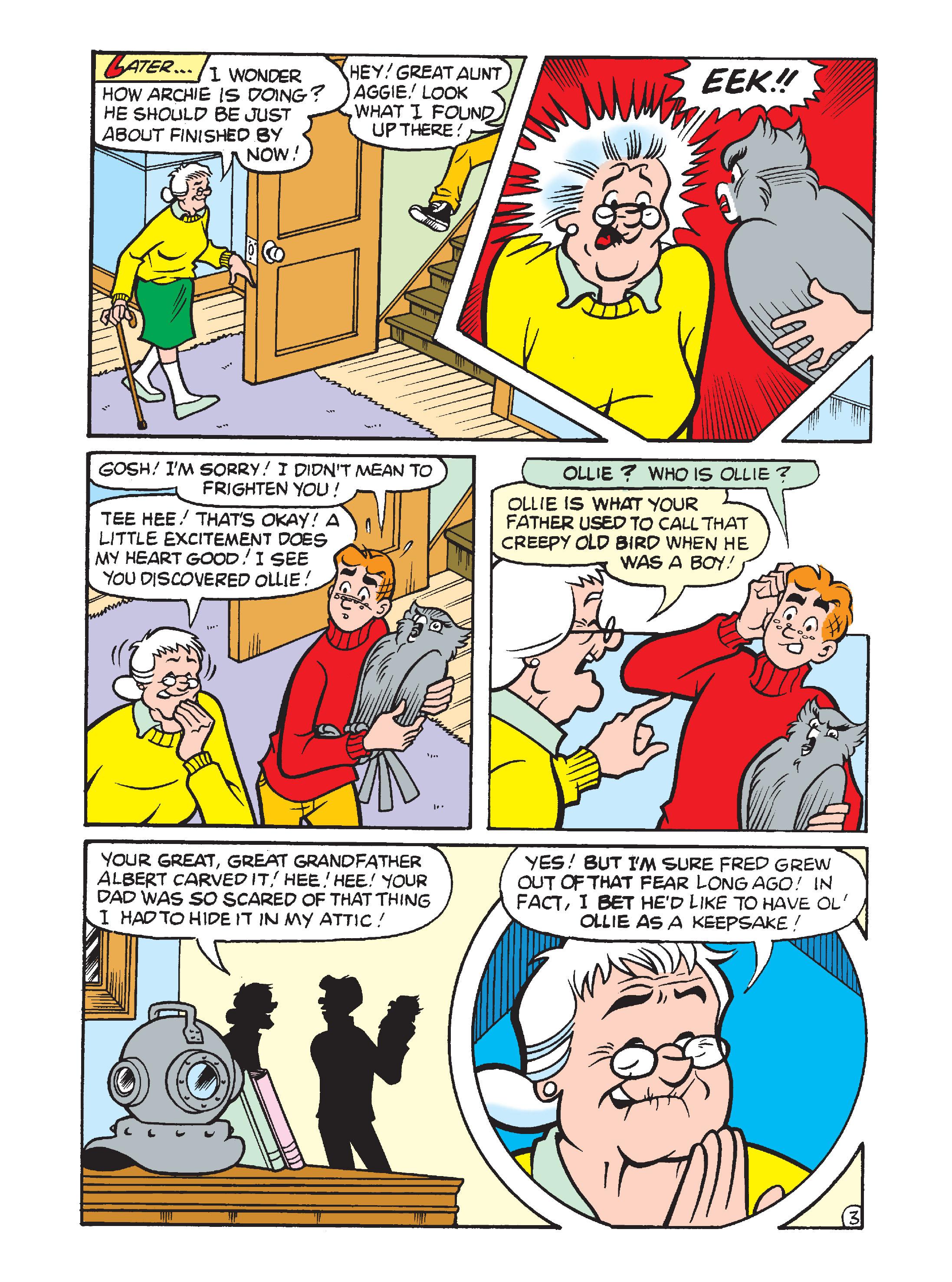 Read online Archie 1000 Page Comics Bonanza comic -  Issue #1 (Part 2) - 85
