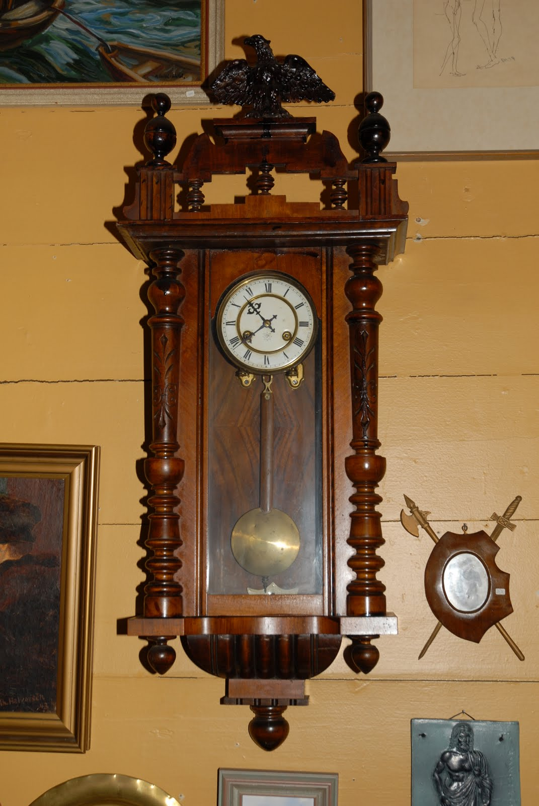 gamle klokker