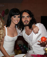 Katy Perry and Russell Brand Are Married