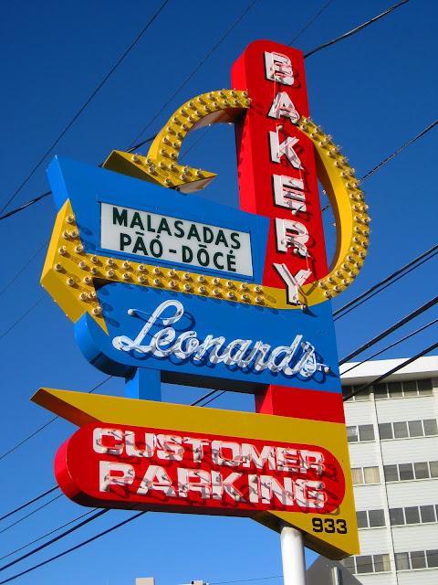 Leonard's Bakery for fabulous malasadas