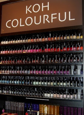 Koh Experience Shop The Nail Polish Heaven Witoxicity