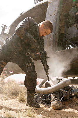 Christian Bale Terminator Salvation Movie