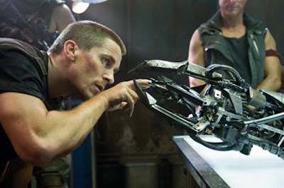 Terminator 4 Movie with Christian Bale - terminator Salvation