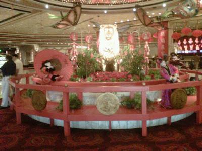 Vegas Hotel News: Las Vegas Chinese New Year Decorations