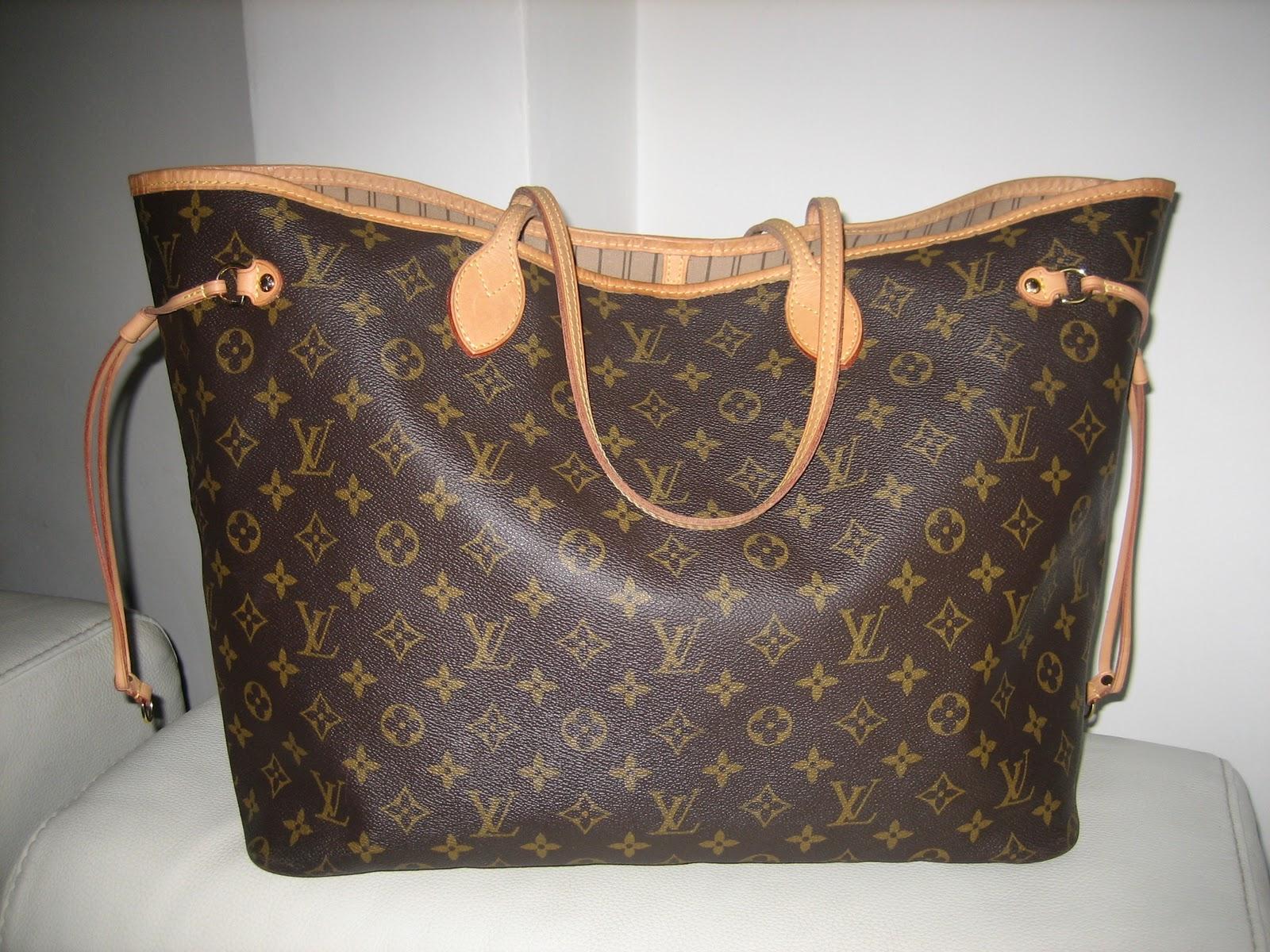 d83a853dd7f Sac A Main Occasion Louis Vuitton