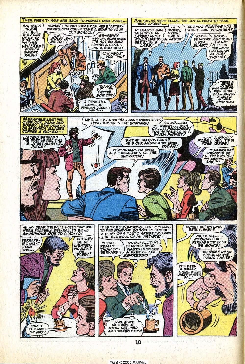 Uncanny X-Men (1963) 79 Page 11