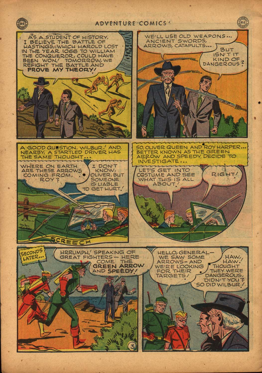 Read online Adventure Comics (1938) comic -  Issue #109 - 44