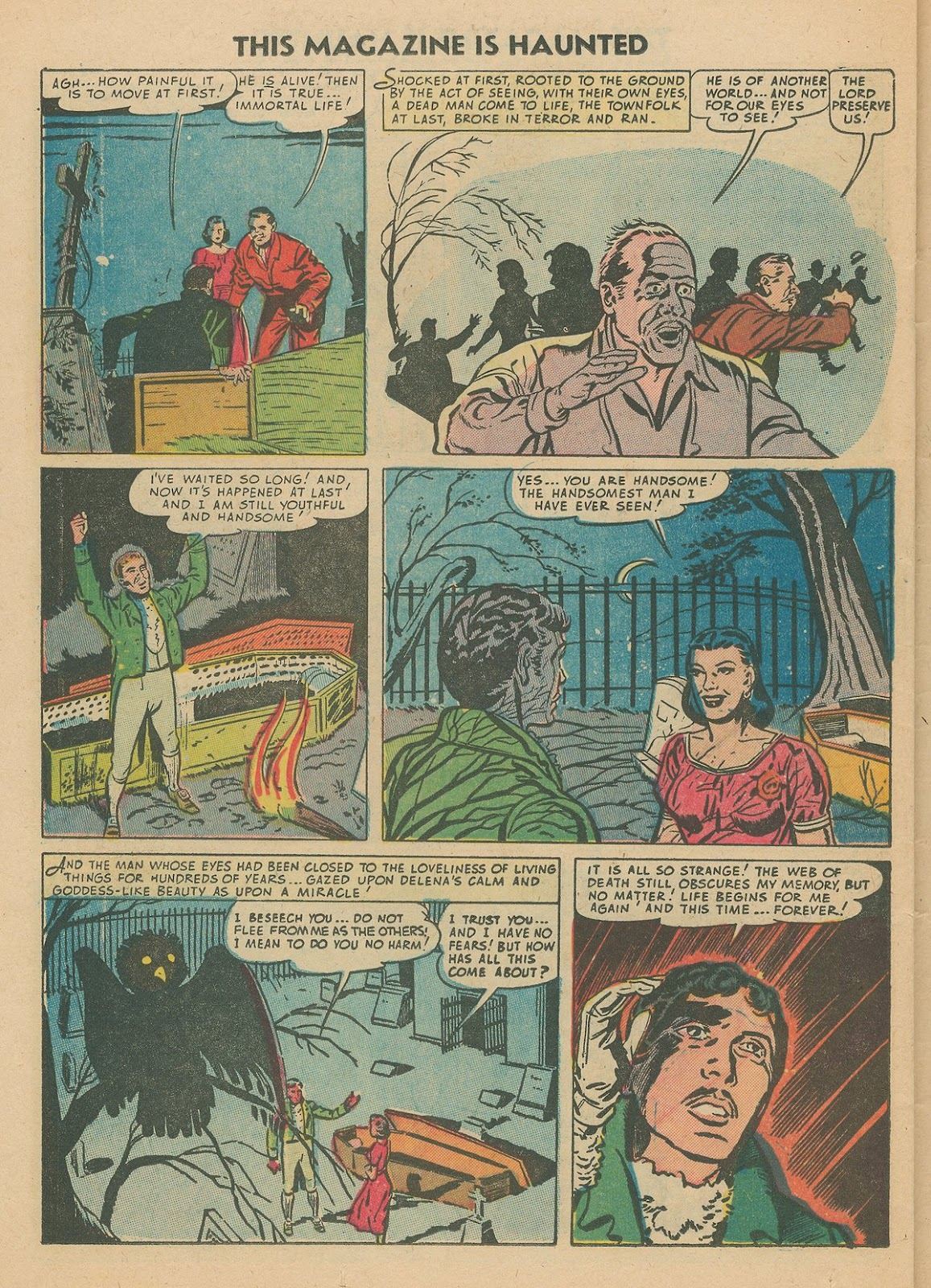 Read online This Magazine Is Haunted comic -  Issue #21 - 26